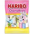Caramelos de goma Chamallows Tubular Colors Haribo sin gluten 250 g Haribo