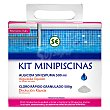 Mini Kit antialgas para piscina  1 ud Productos qp
