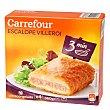 Escalope Villeroi 360 g Carrefour