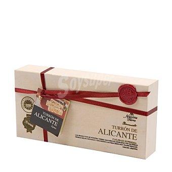De nuestra tierra Turrón de Alicante 300 g