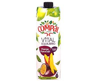 Compal Néctar de mango y maracuyá con stevia vital 1 litro