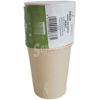 Betik Vaso compostable de papel Kraft 240 ml