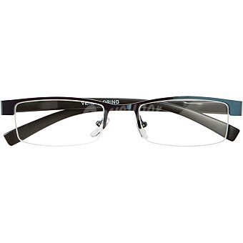 Loring Gafas de lectura Mod Verdi +350 caja 1 unidad 1 unidad