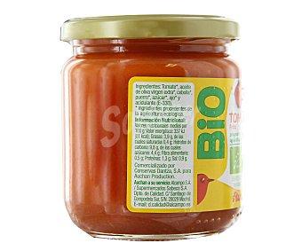 Vivir Mejor Auchan Tomate Frito Ecológico 340ml