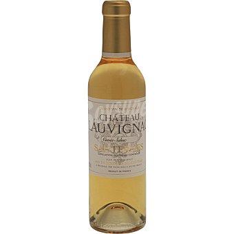 Chateau lauvignac Vino blanco de Burdeos Francia botella 37,5 cl