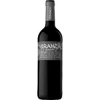 Veranza Vino tinto joven de Aragón Botella 75 cl