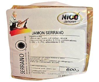 Nico Taco de jamón serrano 600 gramos