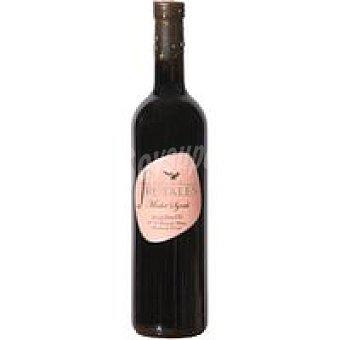 Finca los frutales Vino Tinto Crianza Eco Merlot botella 75 cl