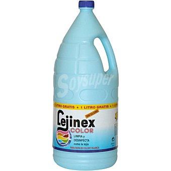 LEJINEX Lejia para ropa de color botella 4 l botella 4 l