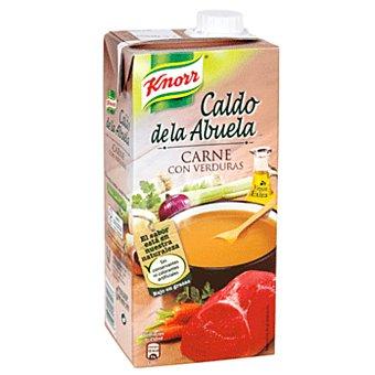 Knorr Caldo de carne Envase 1 lt