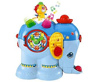 MOLTO Elefante Con 9 Divertidas Actividades 1 Unidad