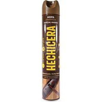 Hechicera Limpiamopa de madera Spray 750 ml
