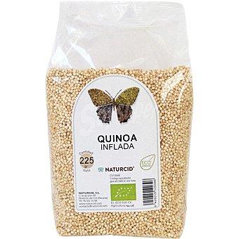 Naturcid Quinoa inflada ecológica  bolsa 225 g