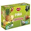 Néctar de piña Triangolini pack 12x100 ml Juver