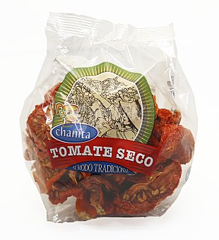 Chanita Tomate seco Paquete 80 g
