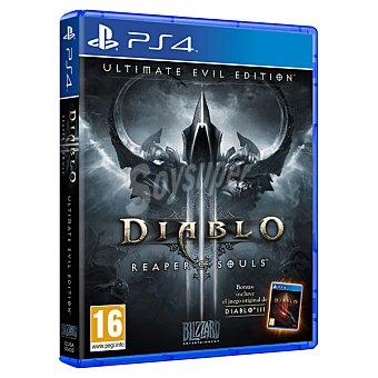 PS4 Videojuego Diablo iii: Ultimate Evil Edition  1 unidad