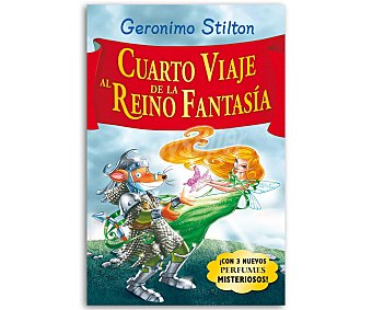 Destino Gerónimo Stilton: cuarto viaje al reino de la fantasia, vv.aa, género: infantil, editorial: Destino.