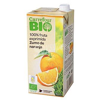 Carrefour Bio Zumo de naranja 1 l