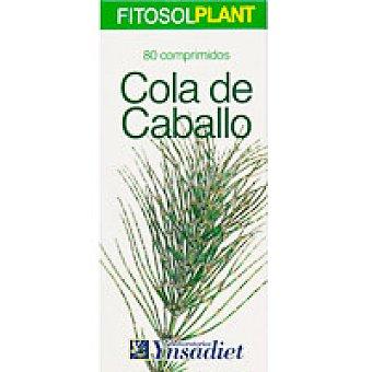 Fitisol Cola de caballo en cápsulas Caja 80 unid