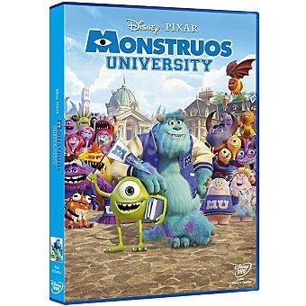Monstruos University DVD