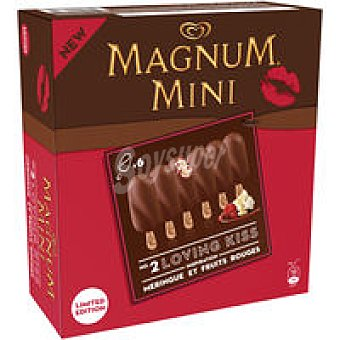 Frigo Magnum Magnun Mini merenge f.rojos pack 6x50 ml
