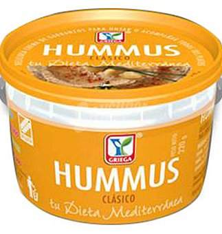 Hummus clasico 220 GRS