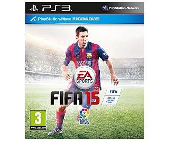 DEPORTES Fifa 15 PS3 1u