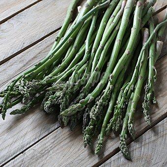 Esparrago verde con puntas Manojo de 100 g