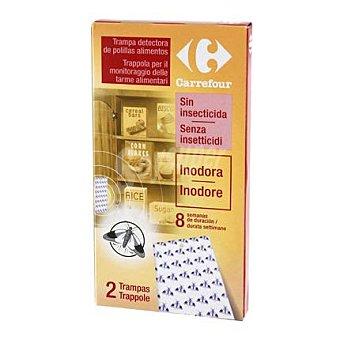 Carrefour Trampa detectora de polillas de los alimentos 1 ud