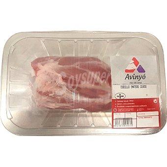 Avinyo Codillo fresco de cerdo entero peso aproximado bandeja 650 g bandeja 650 g