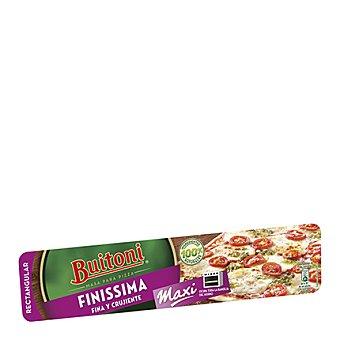 Buitoni Masa de pizza finissima Maxi 385 g