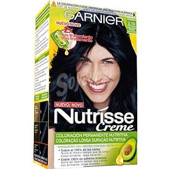 NUTRISSE CREMA Tinte arándano nº 2.10 Caja 1 unidad