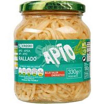 Eroski Apio rallado en tiras Tarro 180 g