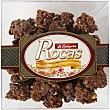 Rocas de chocolate, cereales y almendra Estuche 300 g La Estepeña