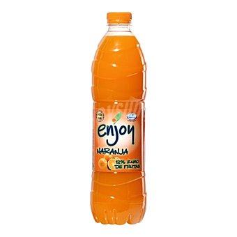 Enjoy Refresco naranja Botella 1.5 l
