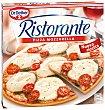 Mozzarella pizza con mozzarella fresca y salsa pesto  estuche 335 g Ristorante Dr. Oetker