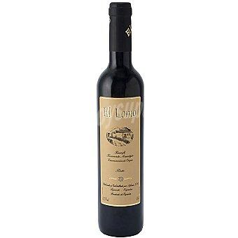 EL LOMO Vino tinto joven D.O. Tacoronte Acentejo Botella 50 cl