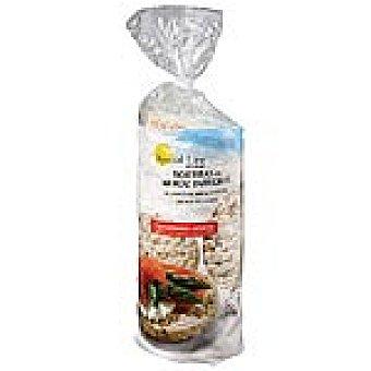 Special Line Tortitas arroz integrales ligeramente saladas Bolsa 130 g