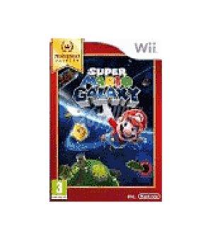 Nintendo Juego wii selects super mario galax nintendo