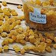 Pasa sin semilla Tarrina de 275 g Rubia