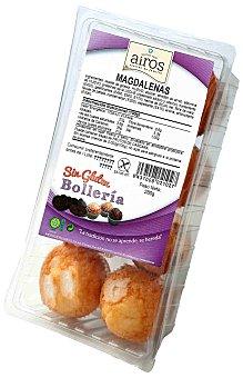 Airos Magdalenas sin gluten 280 g (peso neto)