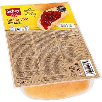 Schär Bon Matin Brioche sin gluten Envase 200 g