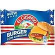 Queso burger Sobre 185 g El Caserío