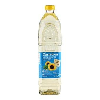 Carrefour Aceite de girasol Botella de 1 l