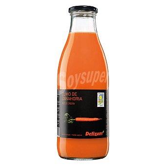 Delizum Zumo de zanahoria ecológico 1 l