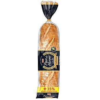 Pan de Horno Bimbo Barra de pan tradicional cortado Bolsa 550 g