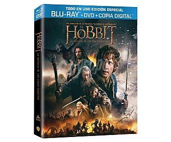 CIENCIA FICCIÓN Película en Bluray, Dvd y Copia digital, El Hobbit: La batalla de los 5 ejércitos. Género: Ciencia ficción, aventuras, fantasía. Edad: +12 años