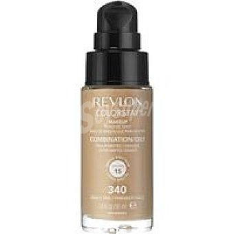 Revlon Base maquillaje Colorstay Oily Early Tan 340 Pack 30