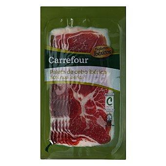 Carrefour Paleta Ibérica en lonchas 100 g