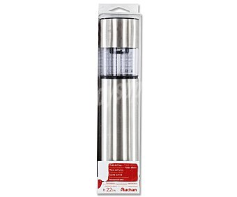Auchan Molinillo de pimienta eléctrico con batería 1 Unidad